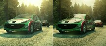 DiRT 3: OnLive/Xbox 360 Face-Off Video