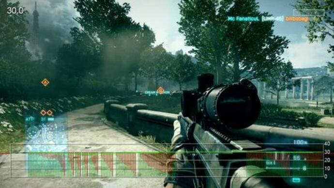 Battlefield 3 Beta: Xbox 360 Performance