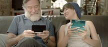 Zelda: 4 Swords - Robin Williams corta a barba