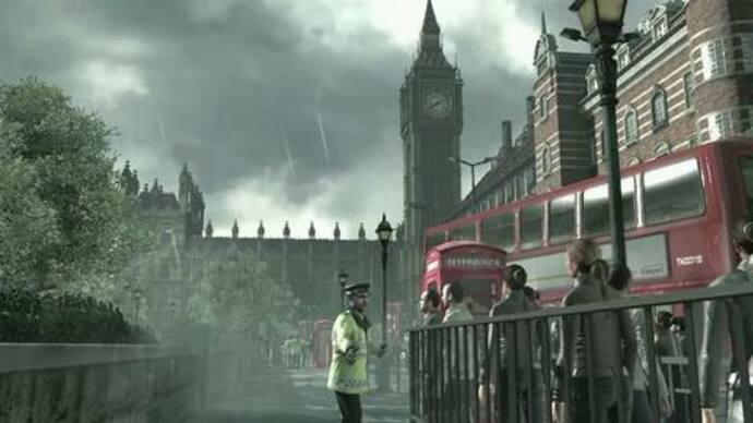 Call Of Duty: Modern Warfare 3 - Redemption trailer
