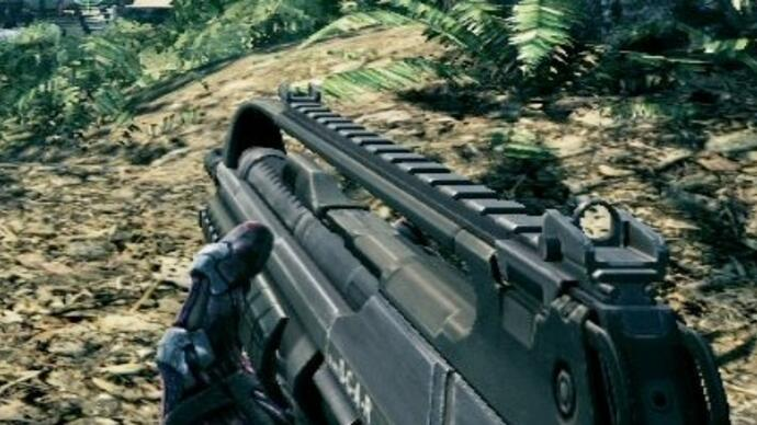 Crysis 360/PS3 Face-Off Video