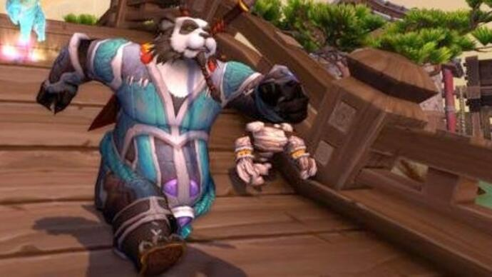 First WOW: Mists Of Pandaria trailer