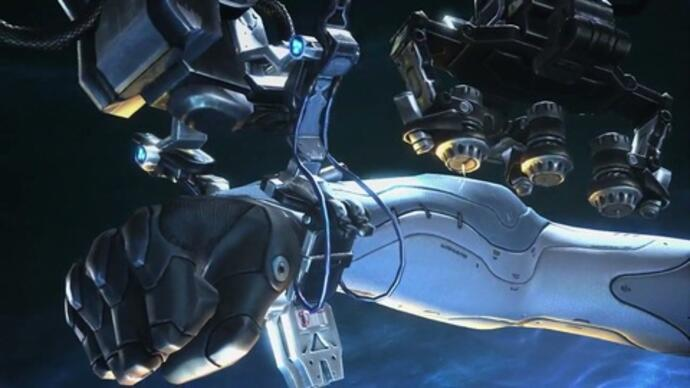 SC2: Heart of the Swarm BlizzContrailer