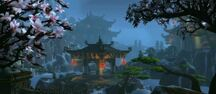 WOW: Mists of Pandaria locaties trailer