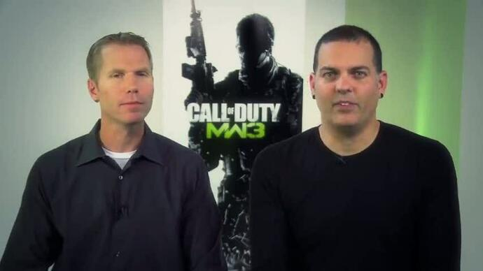 Modern Warfare 3 launch event teaser