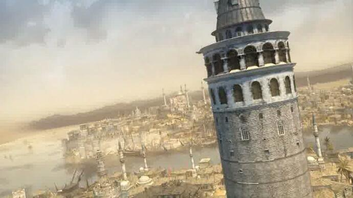 Assassin's Creed: Revelations trailer