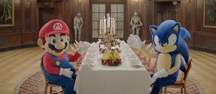Mario & Sonic at London Olympic Games - Spot TV EUA