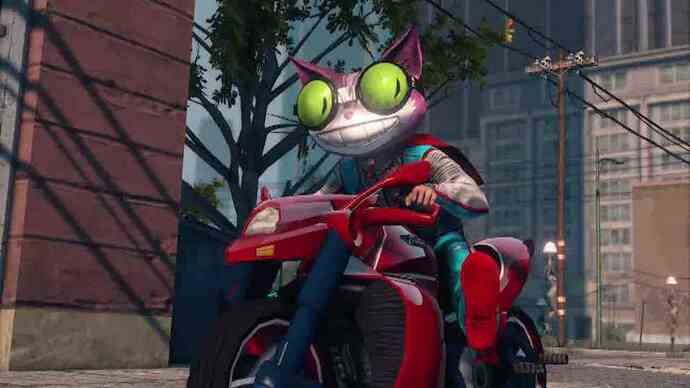 Novo trailer alucinante de Saints Row The Third