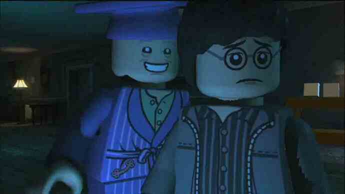 Trailer gameplay Lego Harry Potter Years 5-7