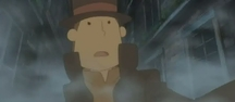 Novo trailer Professor Layton and the Spectre's Call