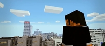 Trailer GTA V com Minecraft