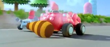 Live-action Mario Kart 7 3DS trailer