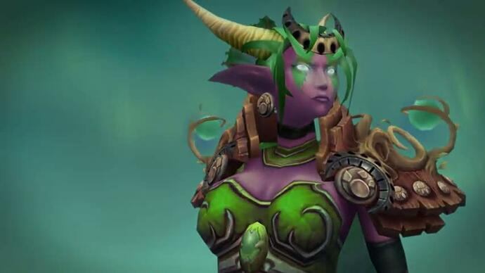 World of Warcraft: Cataclysm Patch 4.3 trailer