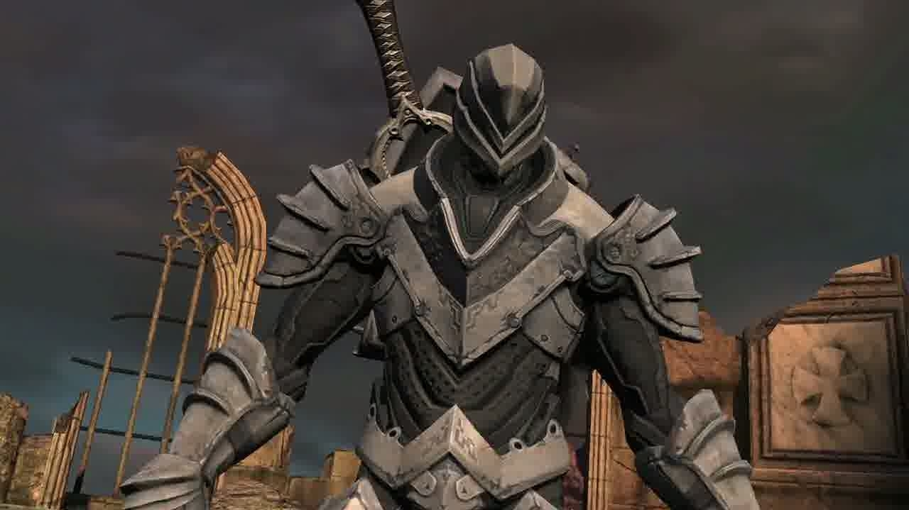 Infinity Blade is Epic's most profitable franchise ever • Eurogamer net