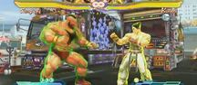 Street Fighter x Tekken divine speed gem footage