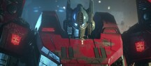 Transformers: Fall of Cybertron cinematic