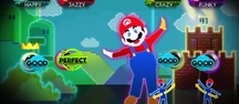 Super Mario em Just Dance 3 - V�deo