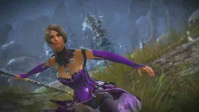 Guild Wars 2 trailer reveals Mesmer