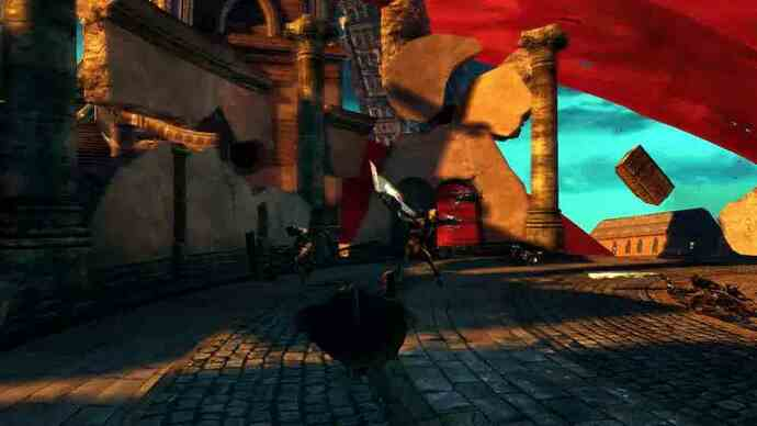 New Devil May Cry trailer unveils combat gameplay