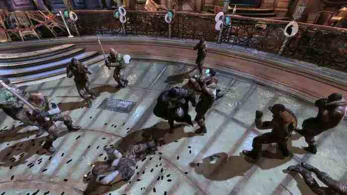 Batman: Arkham City Challenge Map Pack trailer
