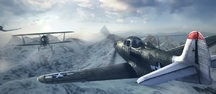 Leteck� přehl�dka v traileru World of Warplanes
