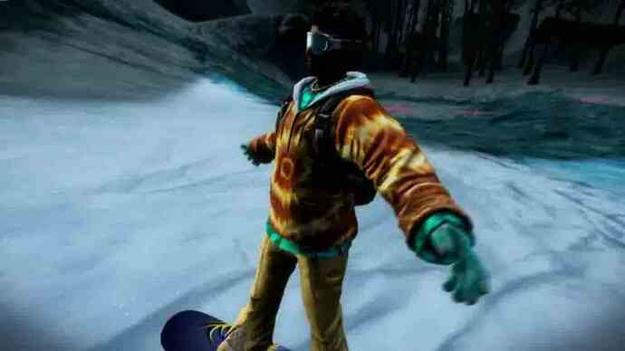 Latest SSX trailer gets tricky