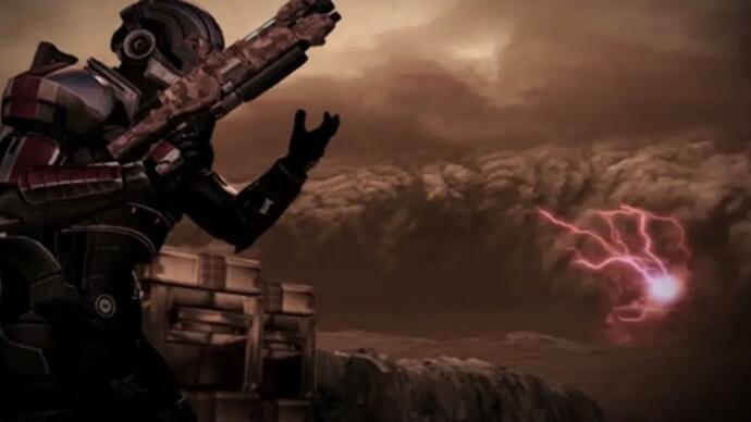 Mass Effect 3 trailer details voice acting