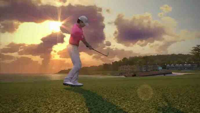 Tiger Woods PGA Tour 13 trailer
