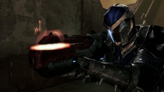 Mass Effect 3, Kingdoms of Amalur cross-promotion trailer