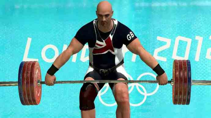 London 2012: The Official Video Game trailer