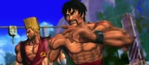 New Street Fighter X Tekken gameplay