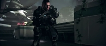 Mass Effect 3 - Kinect trailer