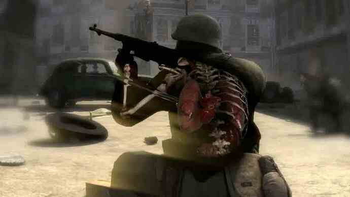 Sniper Elite V2 developer walkthrough trailer