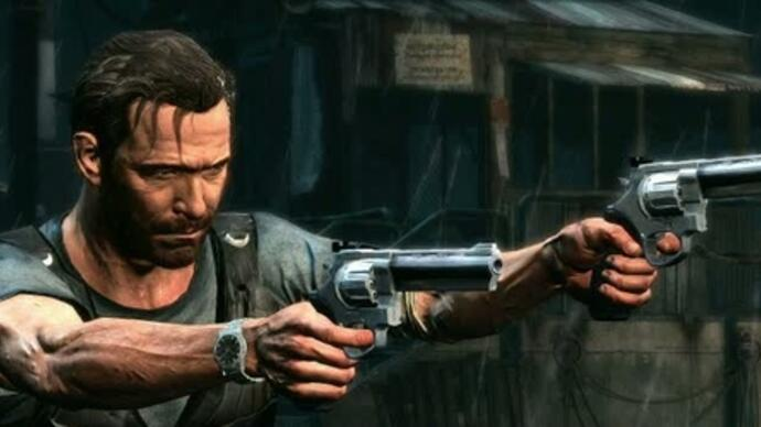 Max Payne 3 trailer arms for combat