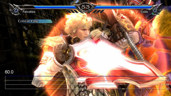SoulCalibur 5 PS3 Performance Analysis Video