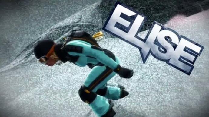 Latest SSX trailer stars Elise Riggs