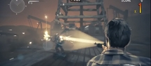 Alan Wake's American Nightmare gameplay
