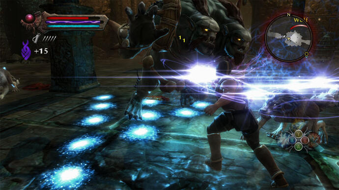 Kingdoms of Amalur PC: 60FPS Gameplay Video