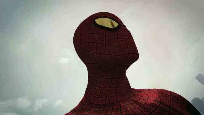 Amazing Spider-Man trailer swings in