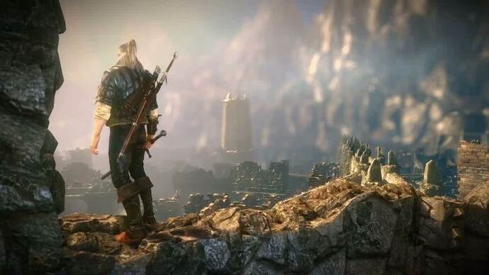 The Witcher 2 Xbox 360 enhanced edition trailer
