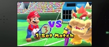 Primeiro trailer Mario Tennis Open