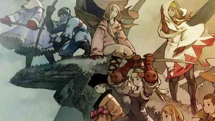Final Fantasy Tactics iOS trailer