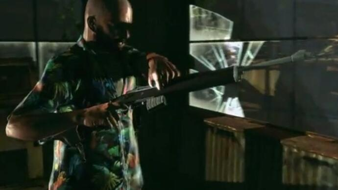 Max Payne 3 - Mini 30 Rifle trailer