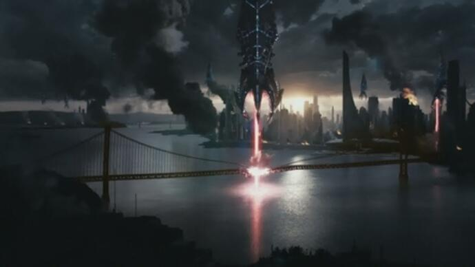 Mass Effect 3 live action trailer debuts