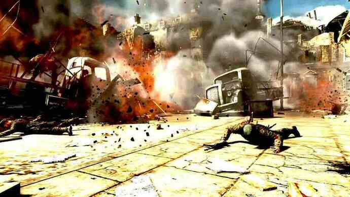 Sniper Elite V2 trailer shoots new Killcam of the week