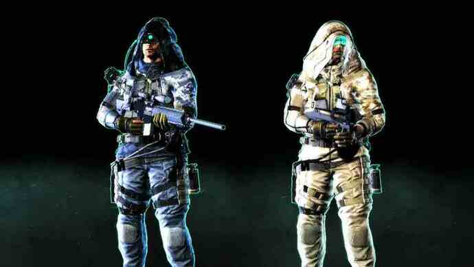 Tom Clancy's Ghost Recon Online trailer