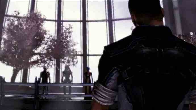 Reapers attack in Mass Effect 3 launch trailer