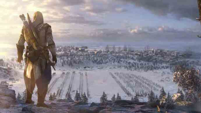 Assassin's Creed 3 reveal trailer