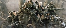 Gears of Wars 3: Forces of Nature - Cove Flythrough-Video