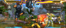 Street Fighter x Tekken: Prestanda p� PlayStation 3